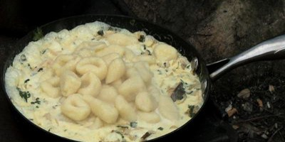 boys-weekend-recipe-fresh-gnocchi-with-mushroom-sauce
