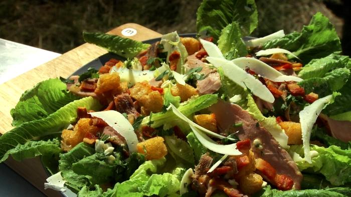 DTA_Ep8_Smoked Duck Caesar Salad